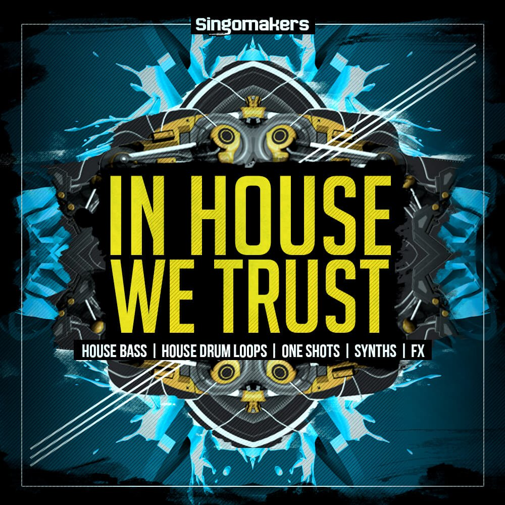 Singomakers in house we trust at loopmasters for Classic house sample pack