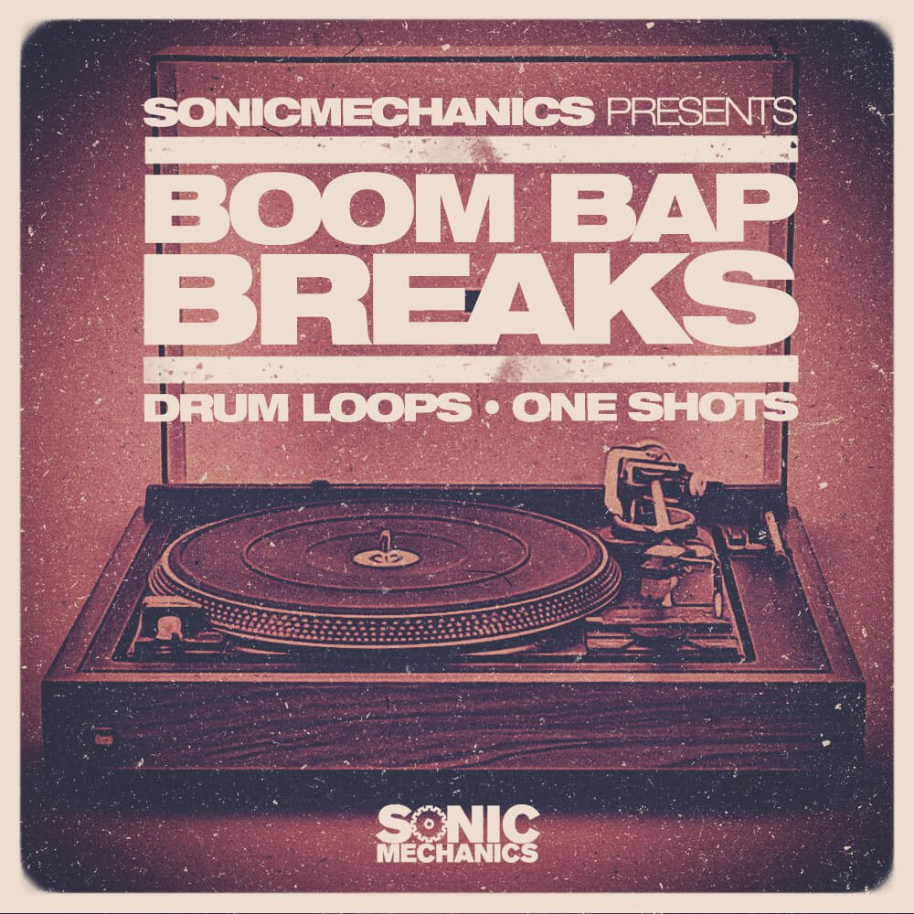 sonic mechanics boom bap breaks sample pack released. Black Bedroom Furniture Sets. Home Design Ideas