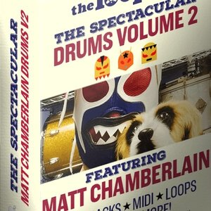 The Loop Loft Matt Chamberlain Drums Vol 2 300