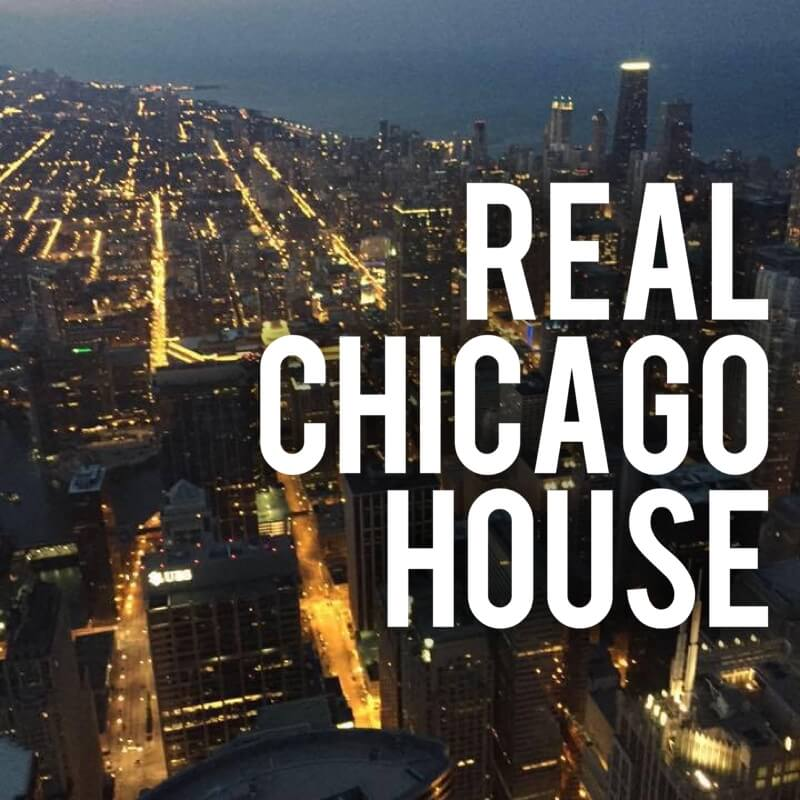 Real chicago house sample pack by abitdeeper for Real house music