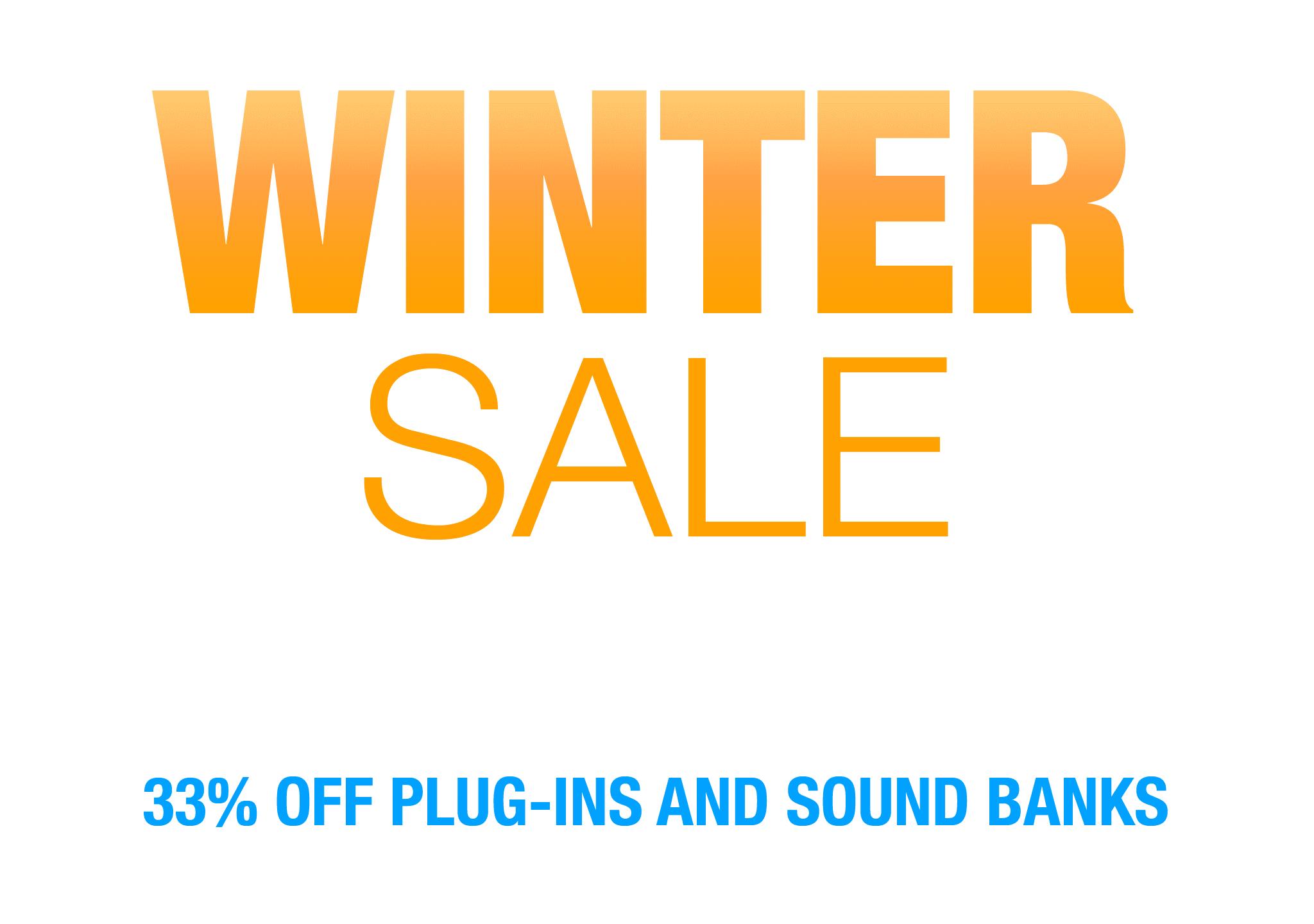 discoDSP Winter Sale