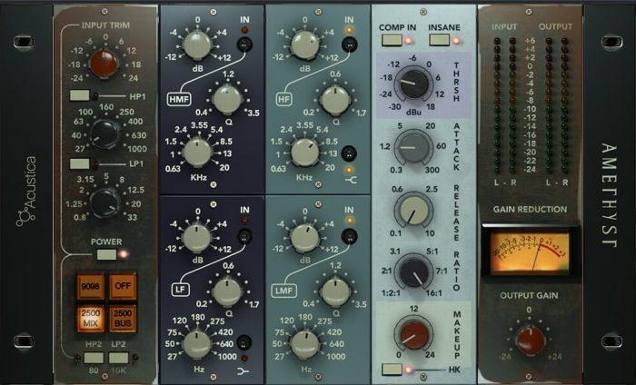 Acoustica Audio Amethyst