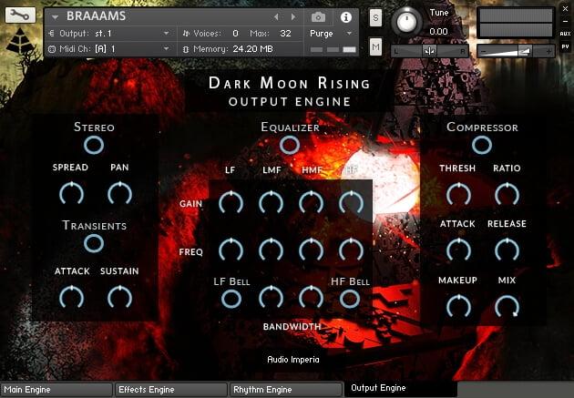 Audio Imperia Dystopian Dreams Vol.2 Dark Moon Rising