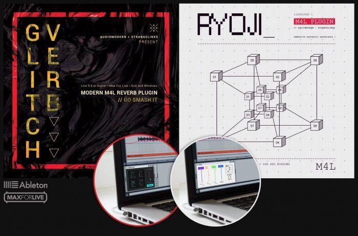 Audiomodern Glitchverb & Ryoji