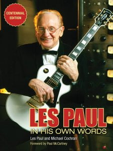 Backbeat Books Les Paul In His Own Words