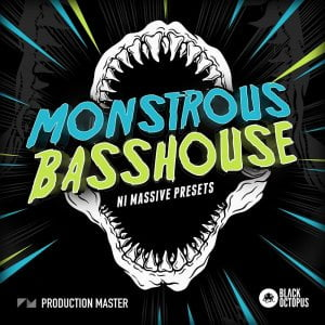 Black Octopus Monstrous Bass House