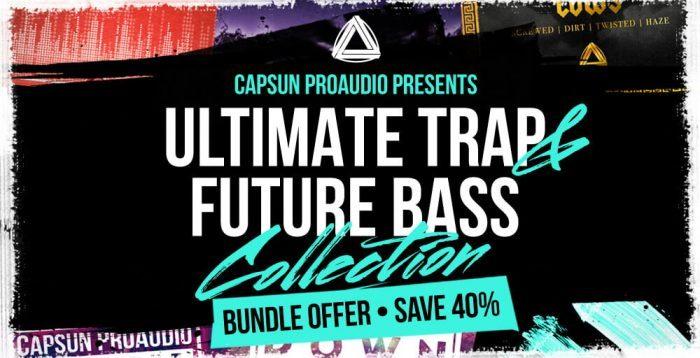 CAPSUN ProAudio Ultimate Trap & Future Bass Collection
