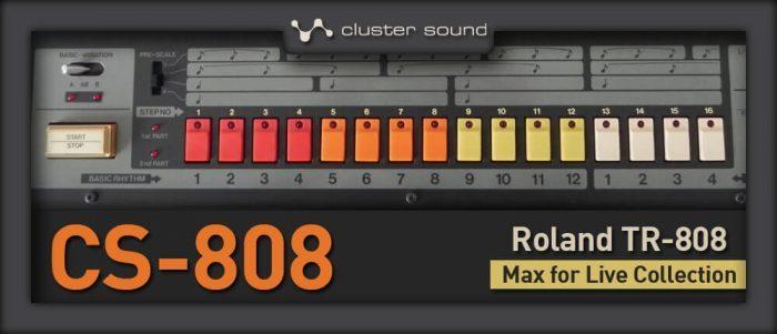 Cluster Sound CS-808