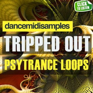 DMS Tripped Out Psytrance Loops