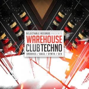 Delectable Records Warehouse Club Techno