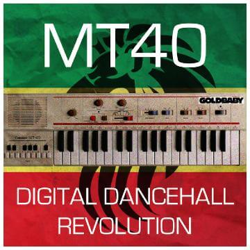 Goldbaby MT40 Digital Dancehall Revolution