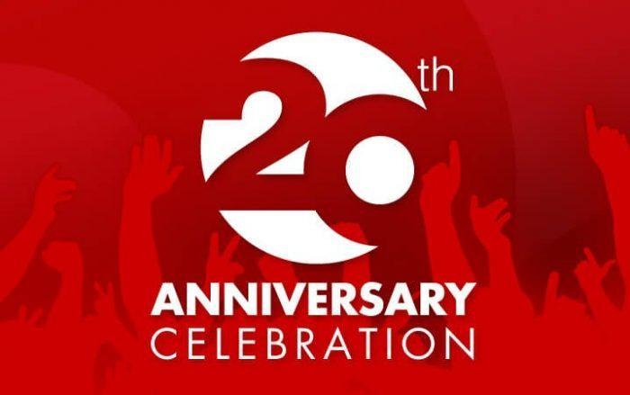 IK Multimedia 20th Anniversary Celebration