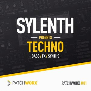 Loopmasters Timmo Sylenth Techno Presets
