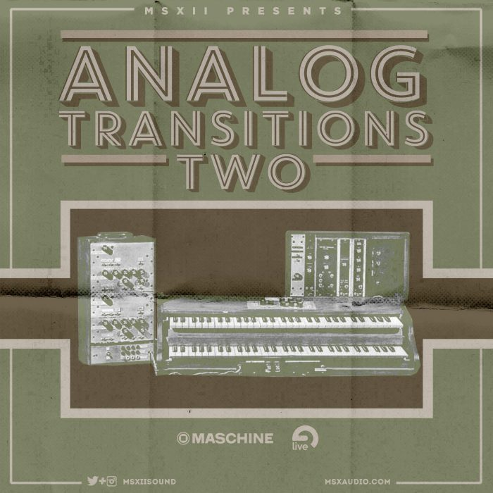 MSXII Sound Design Analog Transitions 2