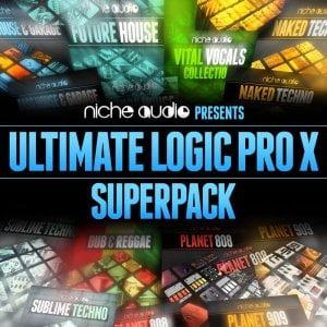 Niche Audio Logic Superpack
