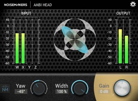 Noise Makers Ambi Head