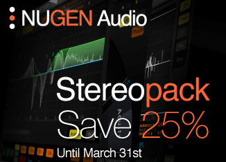 Nugen Audio Stereopack sale