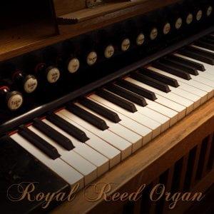 Precisionsound Royal Reed Organ