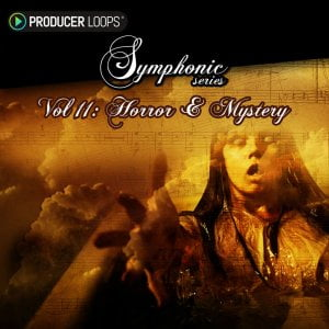 Producer Loops Symphonic Vol 11 Horror and Mystery