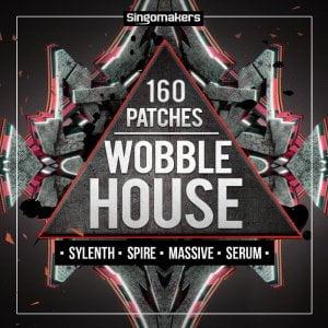 Singomakers 160 Wobble House Patches