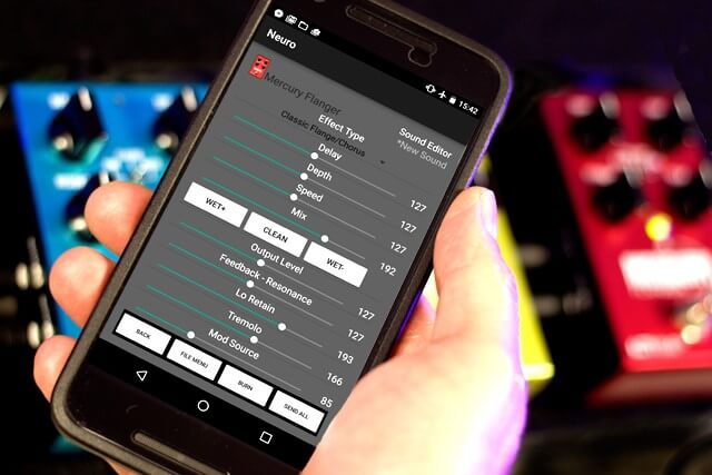 Source Audio Neuro Mobile App for Android