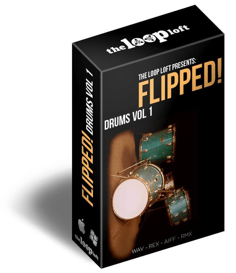 the loop loft flipped drums vol 1 released. Black Bedroom Furniture Sets. Home Design Ideas