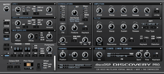 discoDSP Discovery Pro 6.5