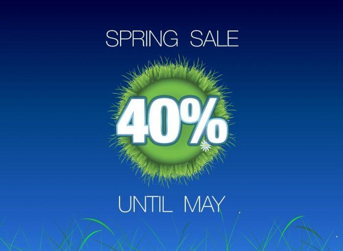 discoDSP Spring Sale