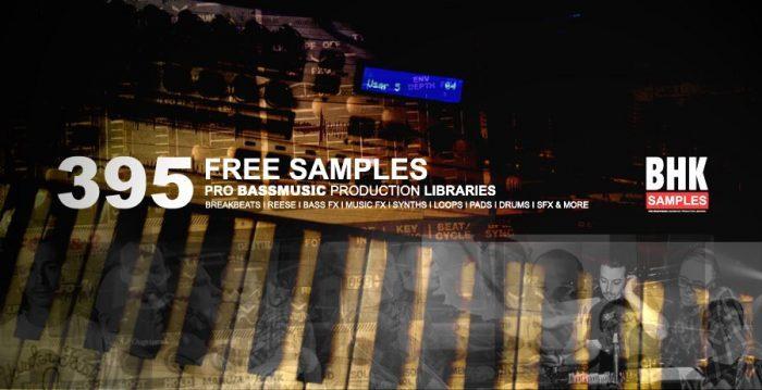 BHK Samples 395 Free Samples