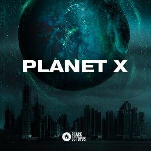 Black Octopus Planet X