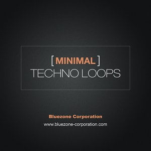 Bluezone Minimal Techno Loops