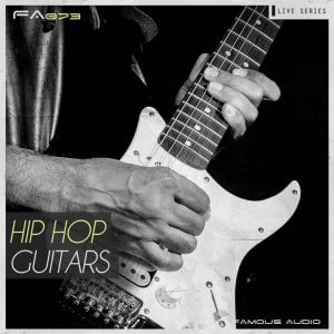 Famous Audio Hip Hop Guitars