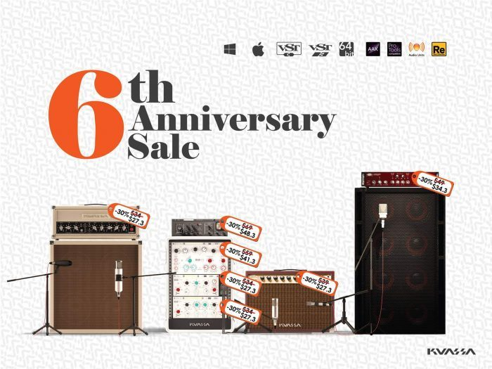 Kuassa 6th Anniversary Sale