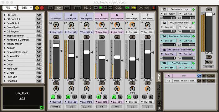 LNX_Studio v2.0