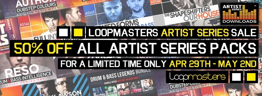 Loopmasters Artist Series Sale