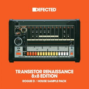 Loopmasters Defected Transistor Renaissance 8x8 Edition