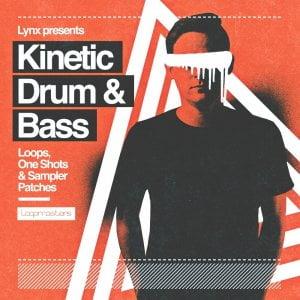Loopmasters Lynx Kinetic Drum & Bass