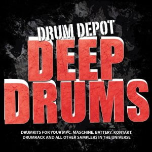 Marco Scherer Drum Depot Deep Drums