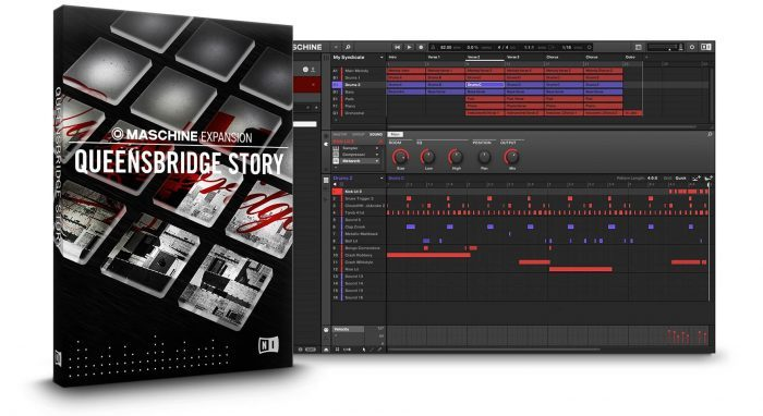 Native Instruments Queensbridge Story Maschine Expansion