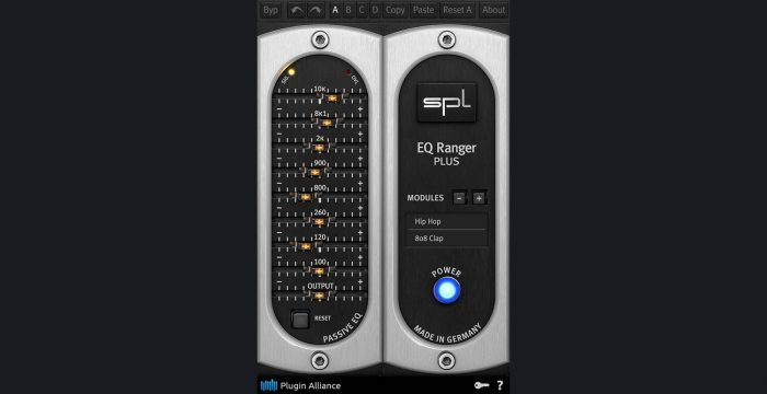 Plugin Alliance SPL EQ Ranger Plus