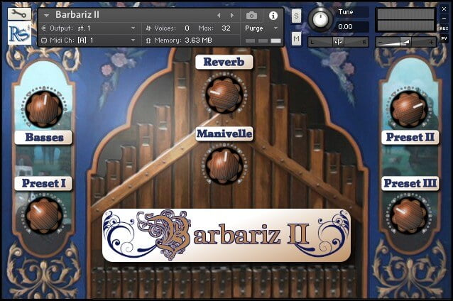 Rossignol Studio Barbariz II