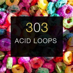 SPF Samplers 303 Acid Loops
