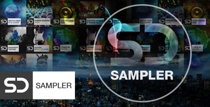 Sample Diggers Label Sampler