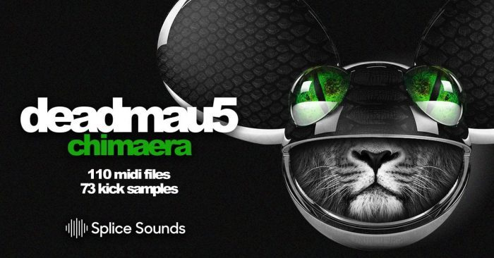 Splice Sounds Deadmau5 Chimaere pack