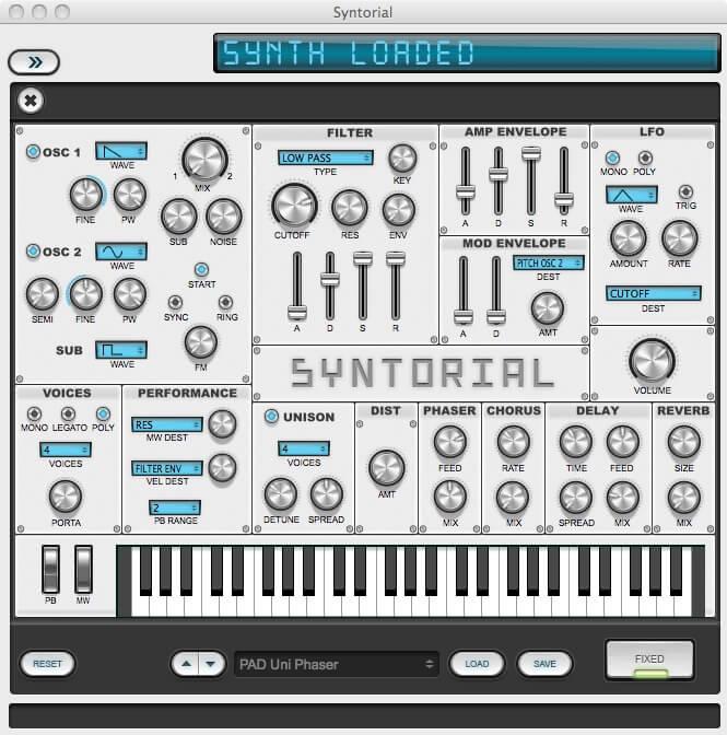 Syntorial Primer