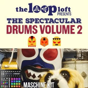 The Loop Loft Maschine Kit Matt Chamberlain Vol 2