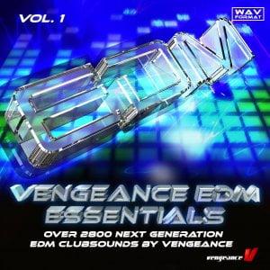 reFX Vengeance EDM Essentials Vol 1