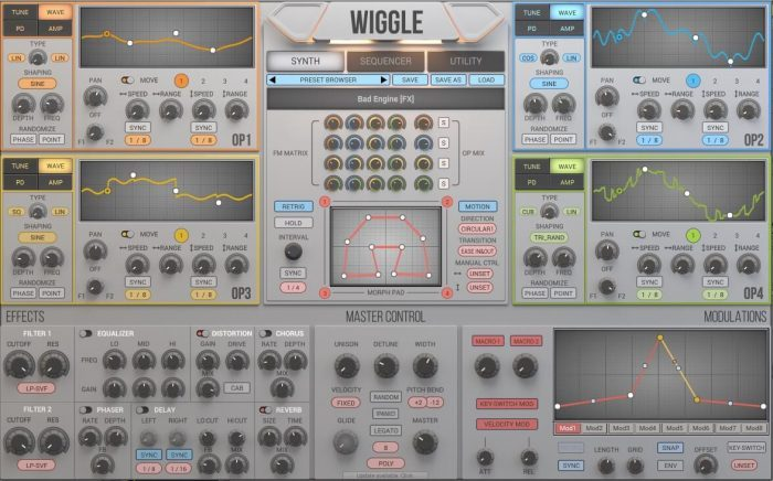 2nd Sense Audio WIGGLE 1.1