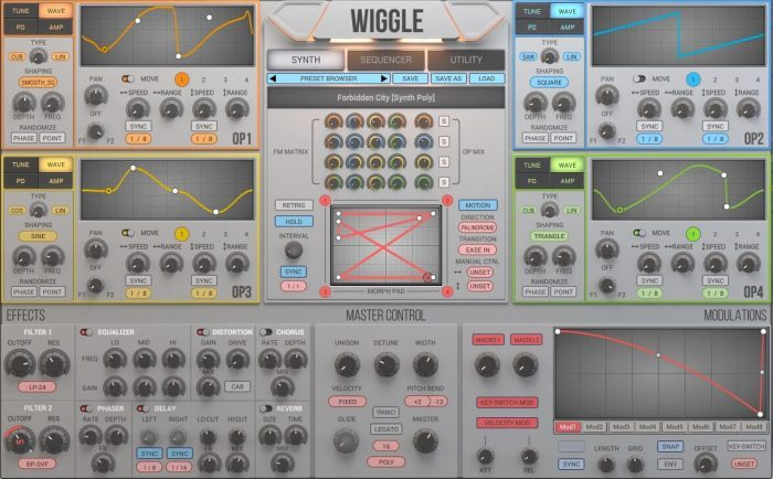 2nd Sense Audio Wiggle 1.0.3