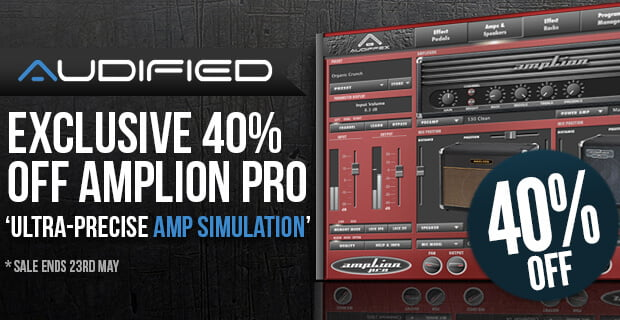 Audified ampLion Pro